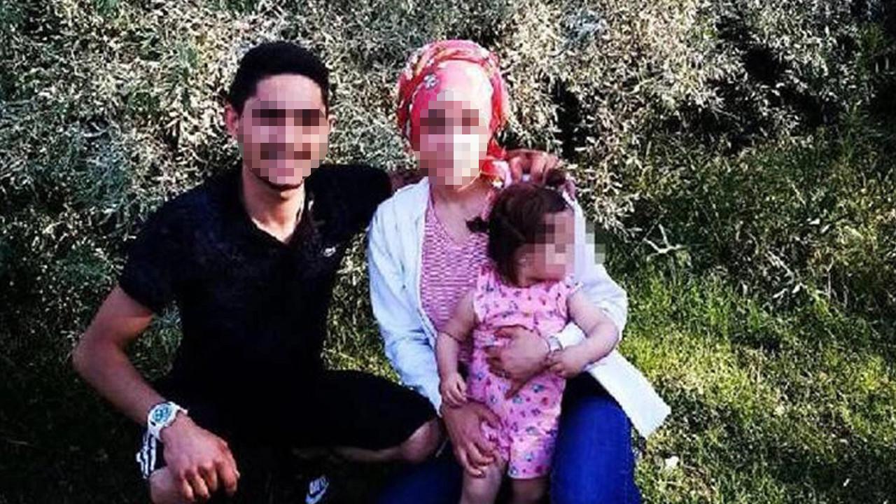 Hamile eşini katleden cani tutuklandı