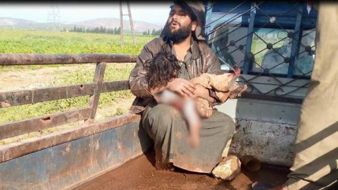 Bebek katili PKK bir çocuğu öldürdü