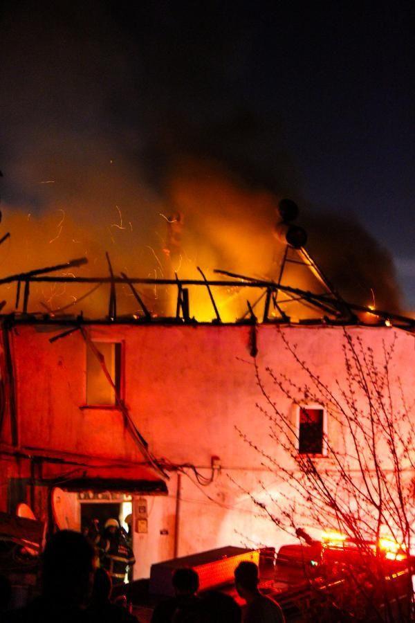 Samsun'da korkutan yangın - Resim: 2
