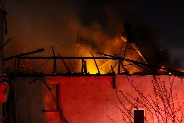 Samsun'da korkutan yangın - Resim: 1