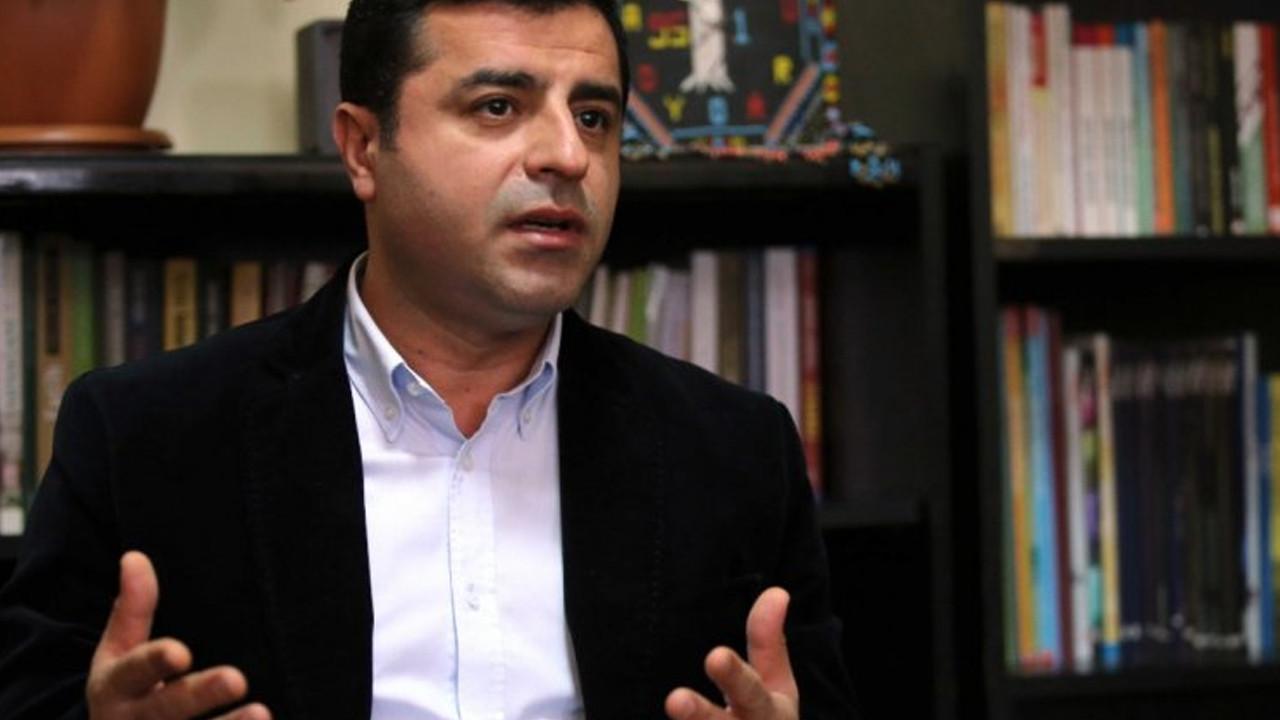 Demirtaş: Asıl Kobani yargılanmasını, iktidar değiştikten sonra göreceğiz