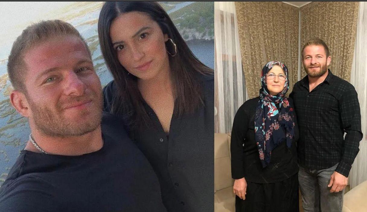 Survivor İsmail Balaban'ın nişanlısı suskunluğunu bozdu - Resim: 1