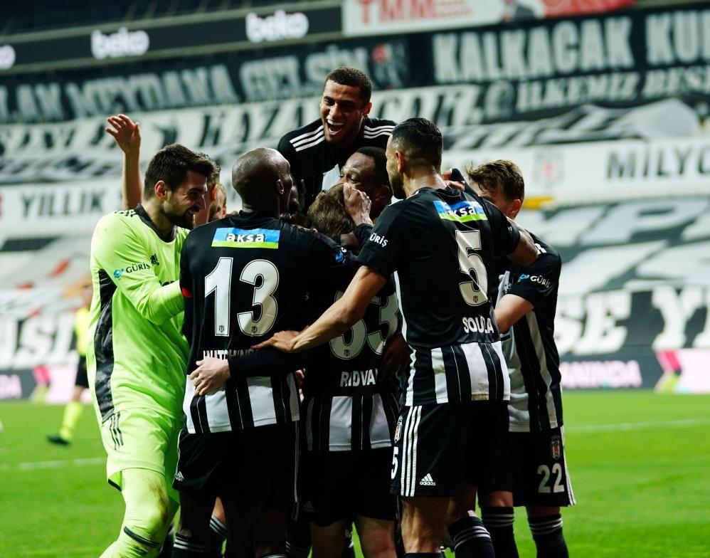 Beşiktaş'ın gözü Fenerbahçe maçında