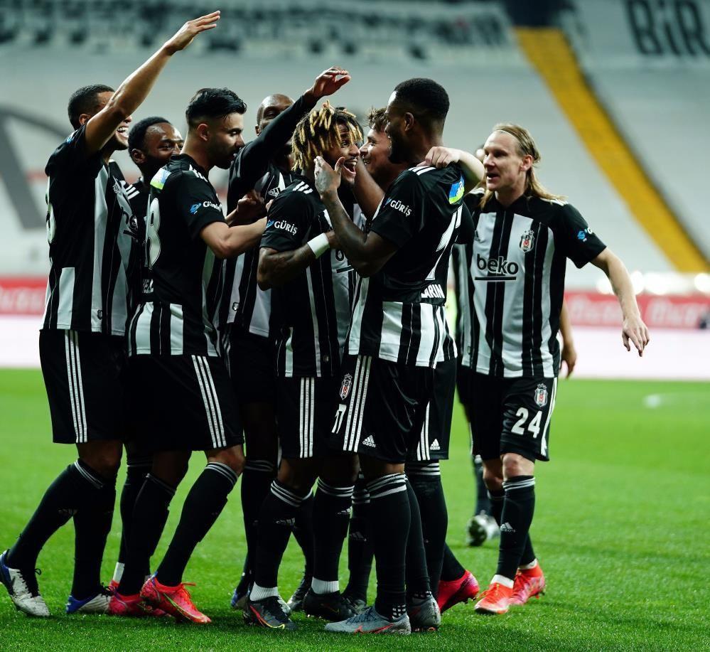 Beşiktaş'ın gözü Fenerbahçe maçında - Resim: 4