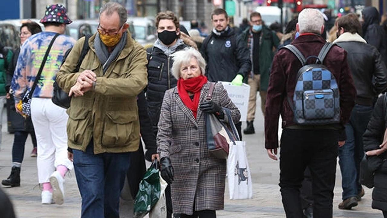 Londra'da 300 bin kişi pandemi nedeniyle işsiz