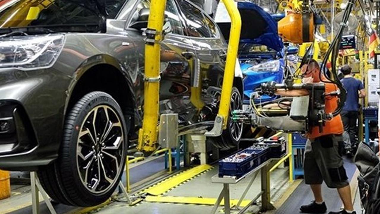 Çip krizi nedeniyle Ford, üretimi durdurdu