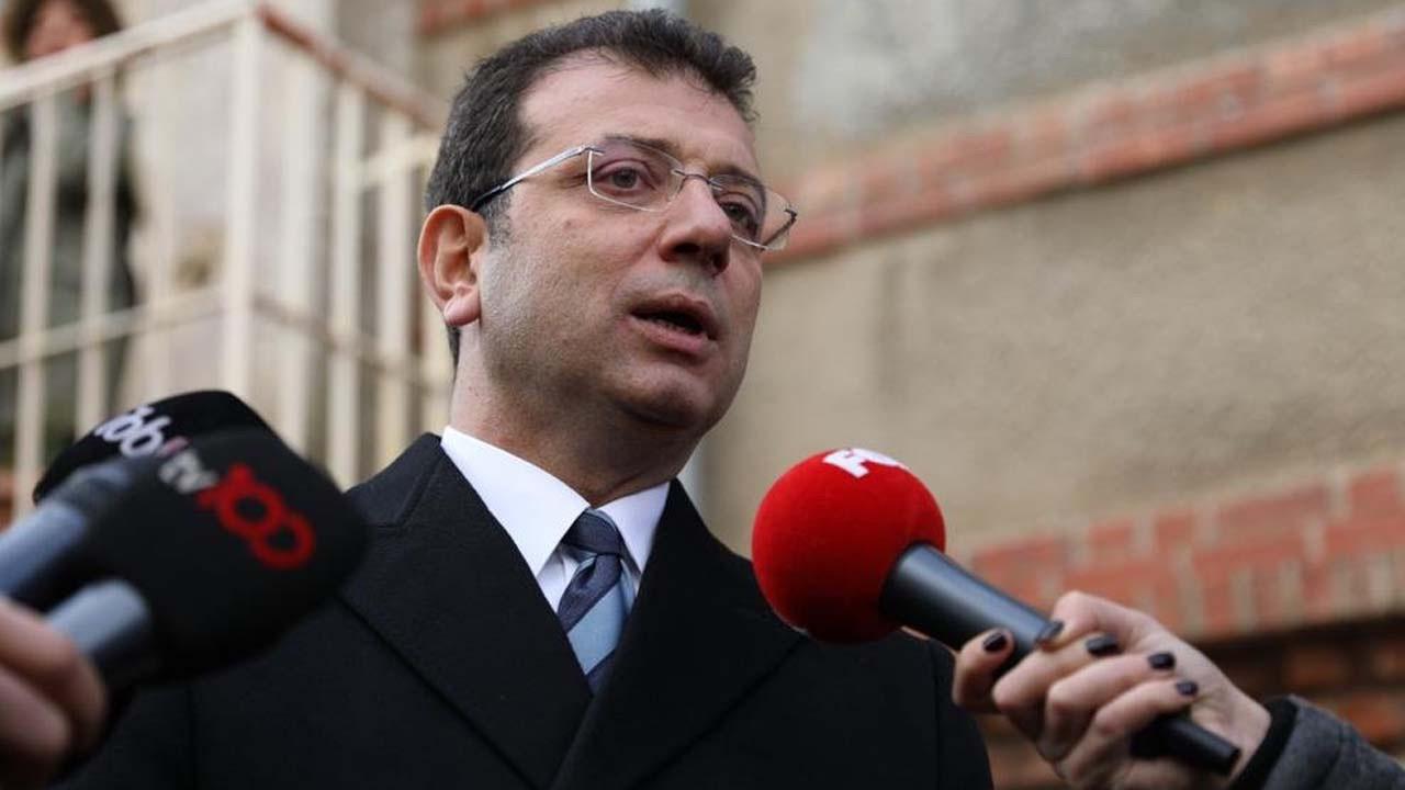 İmamoğlu: ''Kanal İstanbul olmayacak çünkü...''