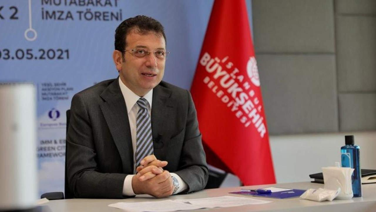 İBB'de mülk tartışması: İmamoğlu veto etti