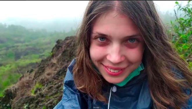 Yetişkin film yıldızı kutsal dağda sevgilisiyle ilişkiye girip görüntüleri paylaştı - Resim: 3