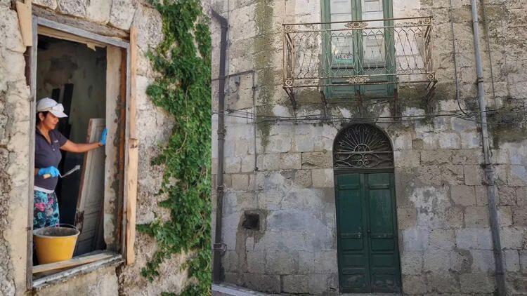 3 euroya 3 ev satın alan kadın, gerçeği öğrenince şok oldu - Resim: 1
