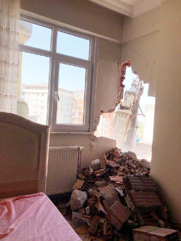Rize'de isyan ettiren yıkım! Korkudan evde duramıyorlar - Resim: 1
