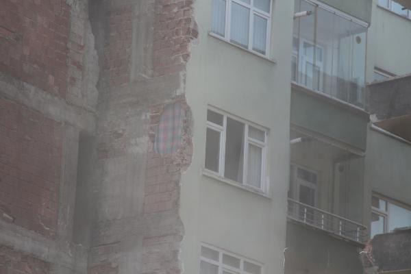 Rize'de isyan ettiren yıkım! Korkudan evde duramıyorlar - Resim: 4