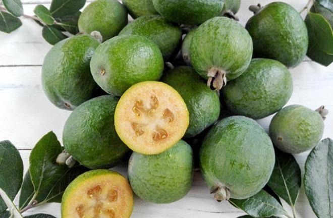 'Feijoa' meyvesi bir ülkeyi ikiye böldü - Resim: 3