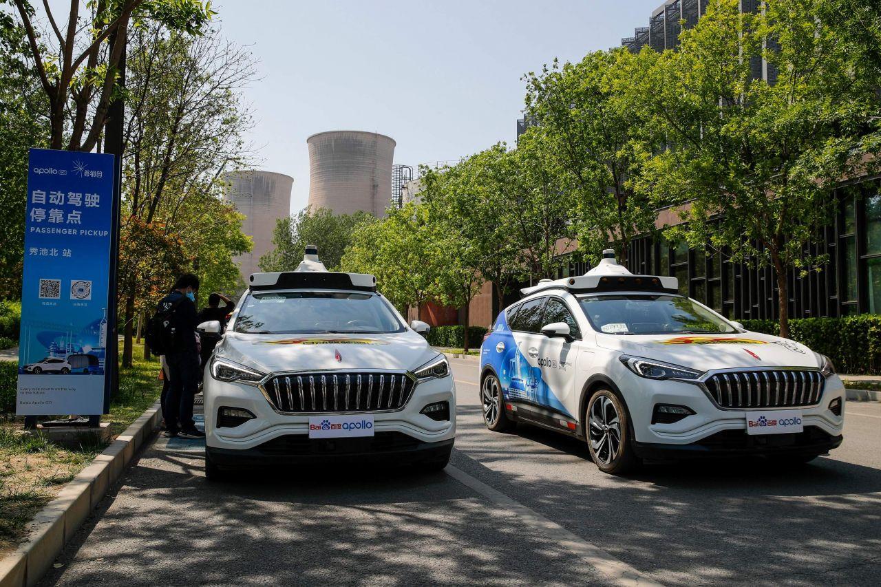 Çinli teknoloji devinden sürücüsüz taksi atılımı - Resim: 3