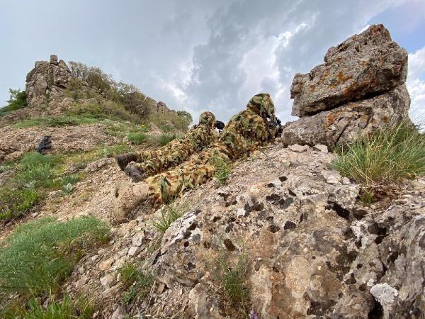 MSB paylaştı! Irak'ın kuzeyinden yeni görüntüler - Resim: 2