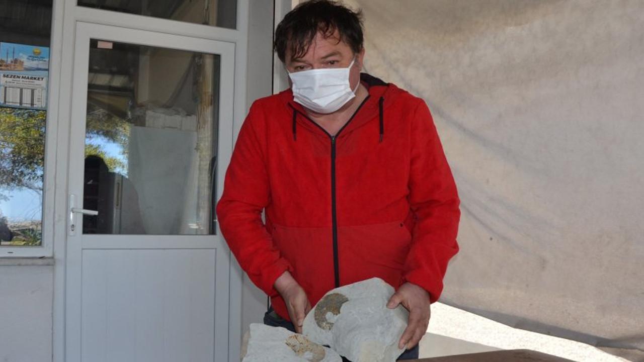 Coğrafya öğretmeni 65 milyon yıllık fosil keşfetti!
