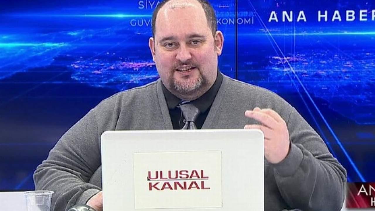Ulusal Kanal'ın ana haber sunucusu koronavirüse yenildi