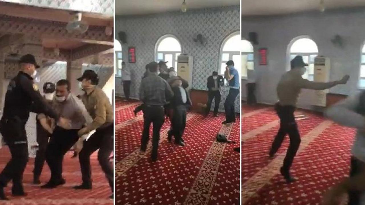 Gaziantep Emniyet Müdürü, cami provokasyonu sonrası emekliliğini istedi