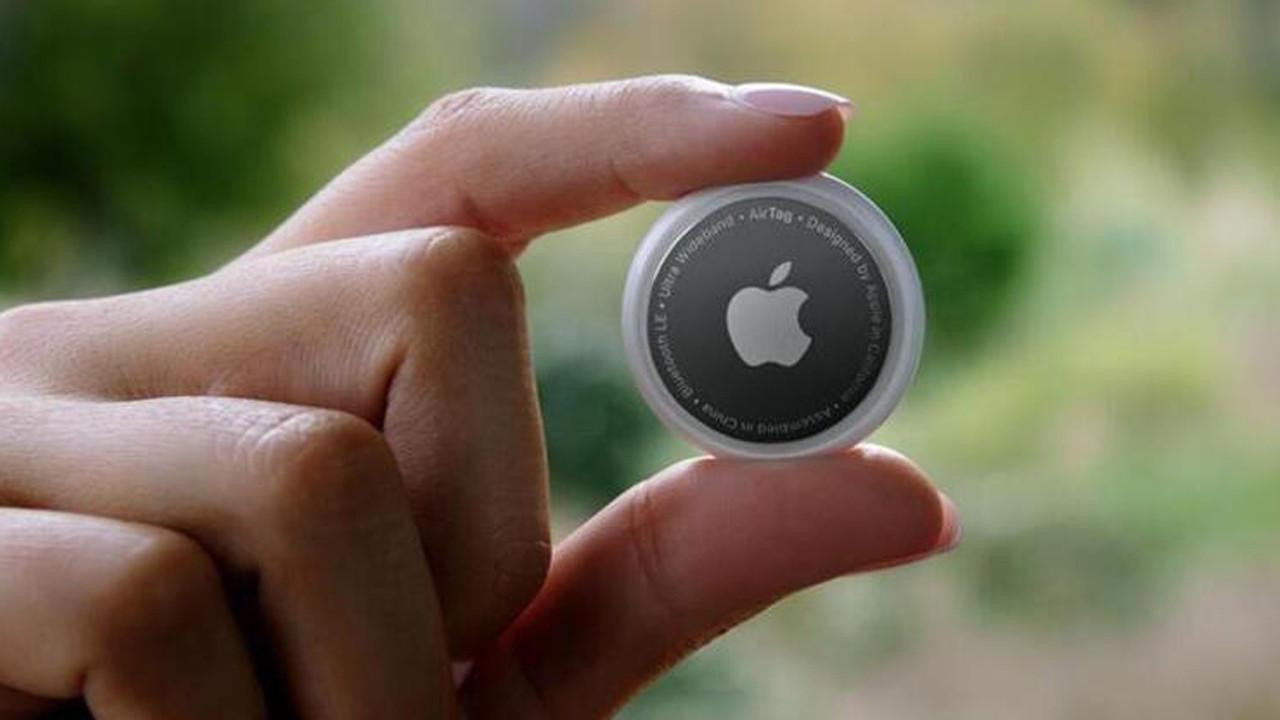 Apple AirTags'in satışı durduruldu