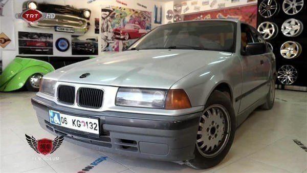 Eski kasa BMW'sini restorasyona bıraktı... İşte sonuç... - Resim: 4