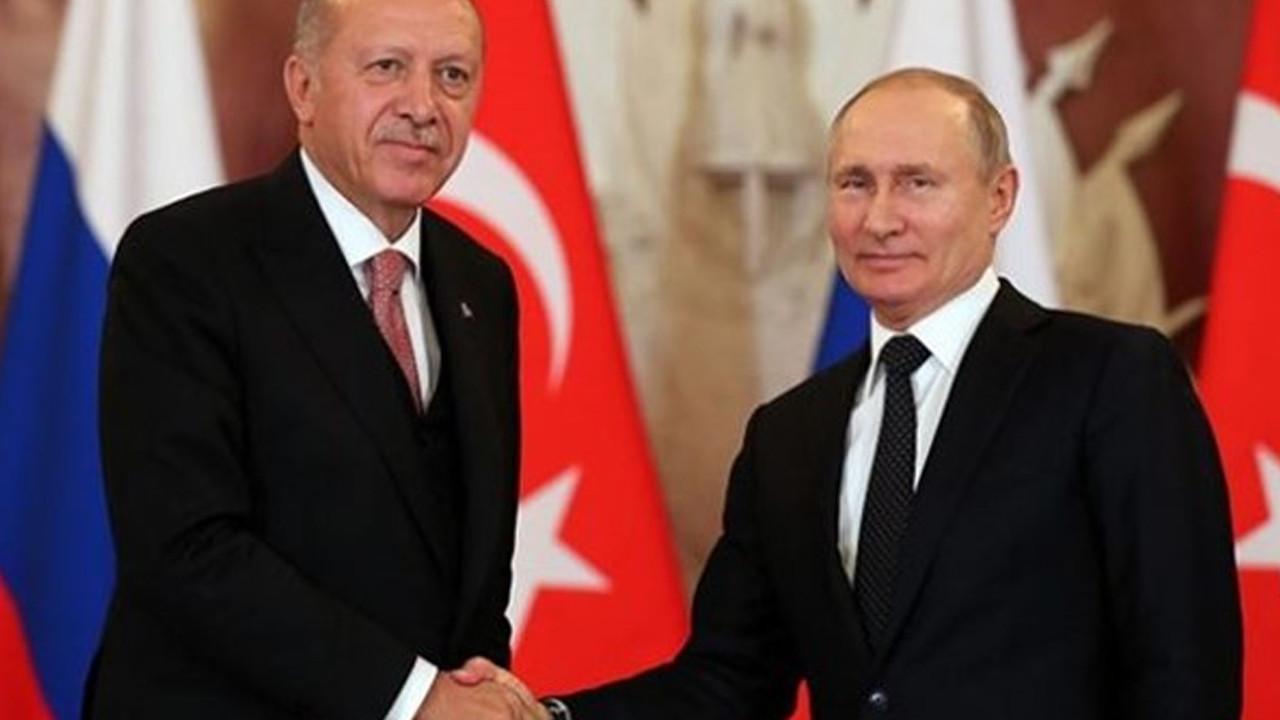 Cumhurbaşkanı Erdoğan'dan Putin ile aşı görüşmesi