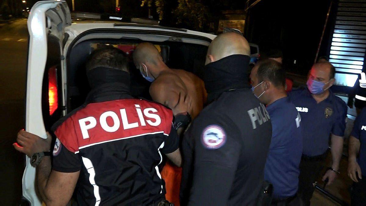 Kadın polise ahlaksız sözler savuran turist yeniden gözaltında - Resim: 4