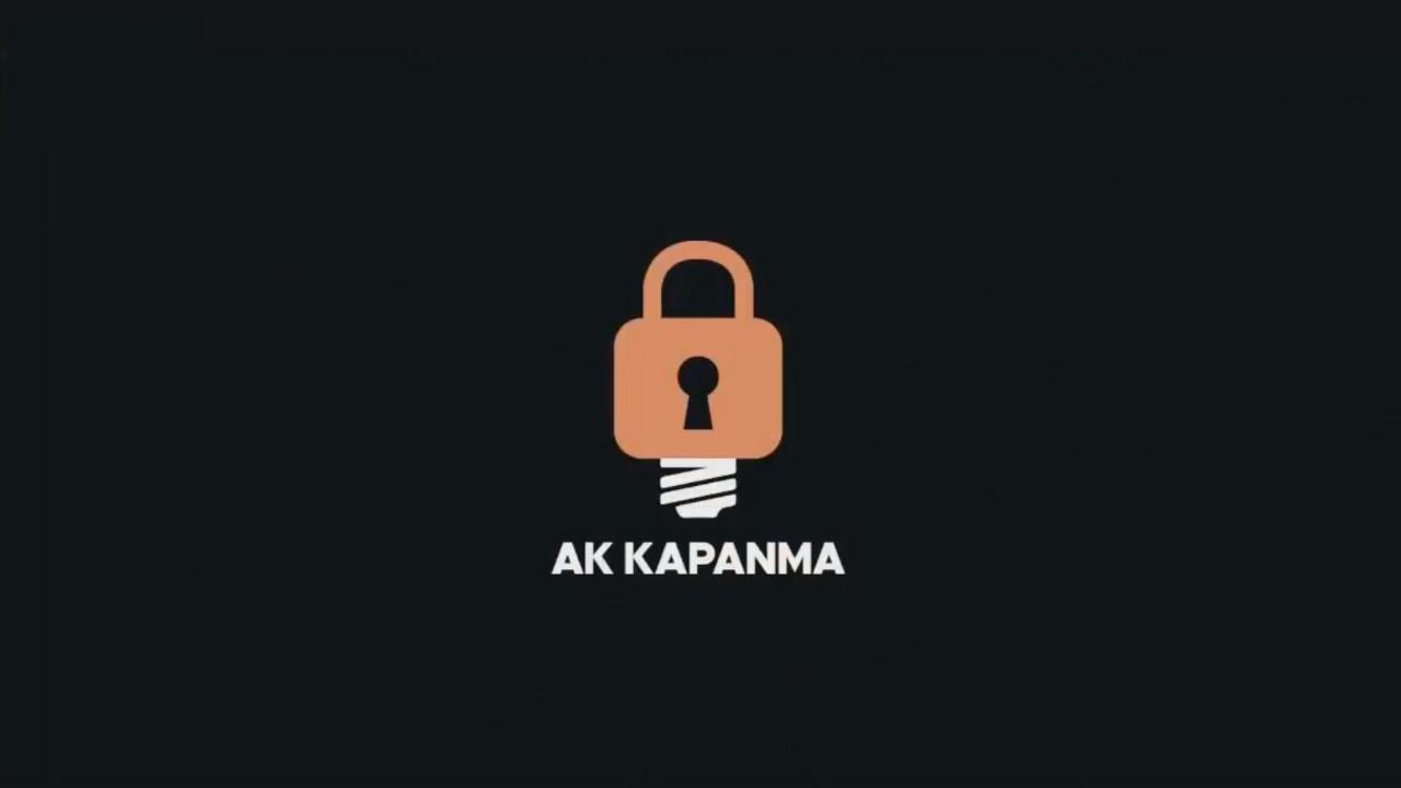 CHP'den AK Parti'ye 128 saniyelik ''tam'' kapanma videosu