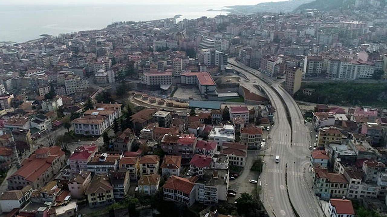 Tam kapanma Doğu ve Orta Karadeniz'e yaradı