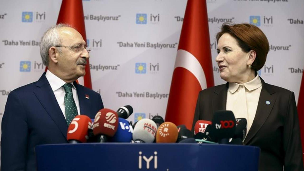 Kılıçdaroğlu ''128 milyar dolar ve damat nerede?'' diye sordu, Akşener yanıt verdi