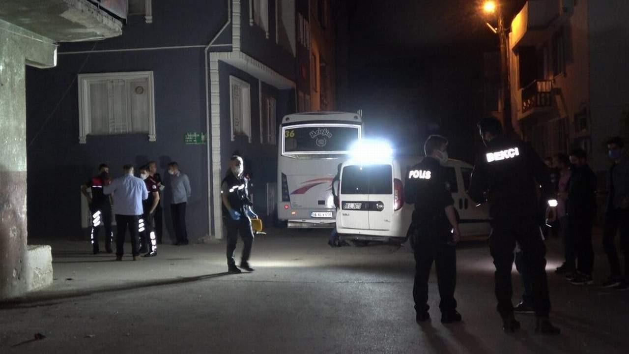 İhbarA giden polis ekibine silahlı saldırı