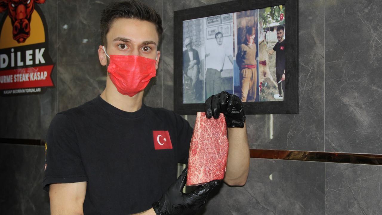 Bu etin kilosu 10 bin TL - Resim: 3