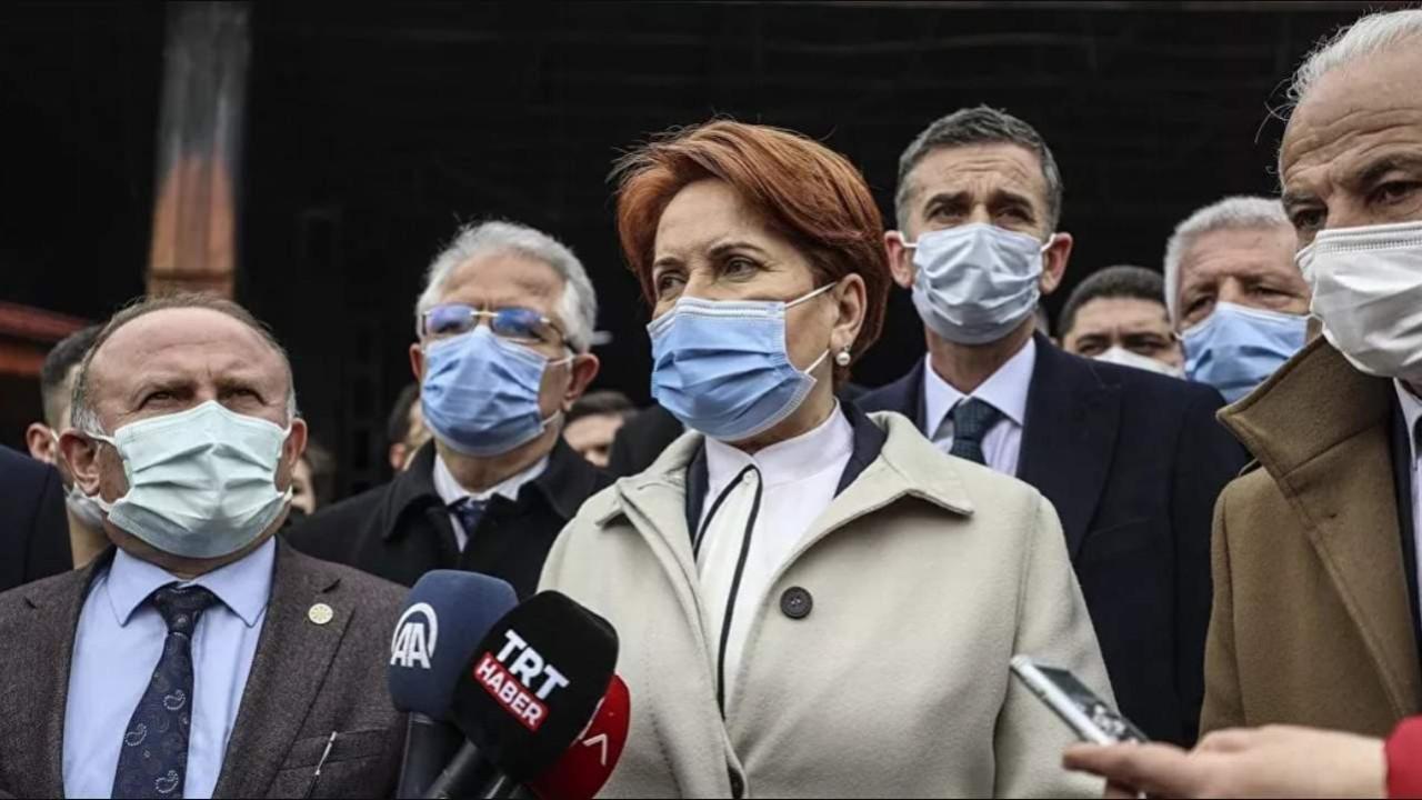 Akşener'den Babacan ve Davutoğlu ile ittifak sinyali