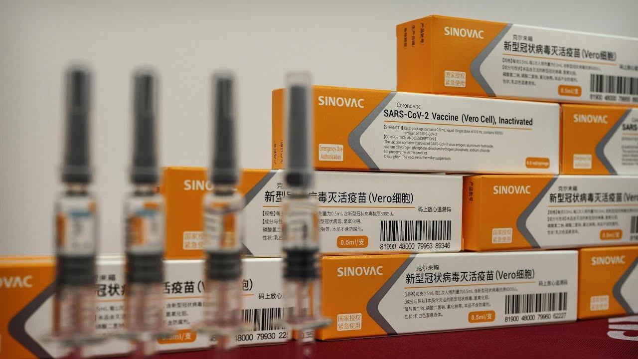Çin'den Türkiye'ye gelen aşı miktarı açıklandı