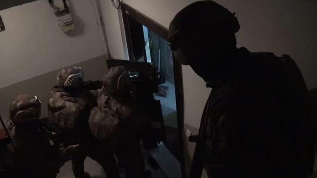 İstanbul'da DEAŞ operasyonu! Kıskıvrak yakalandılar