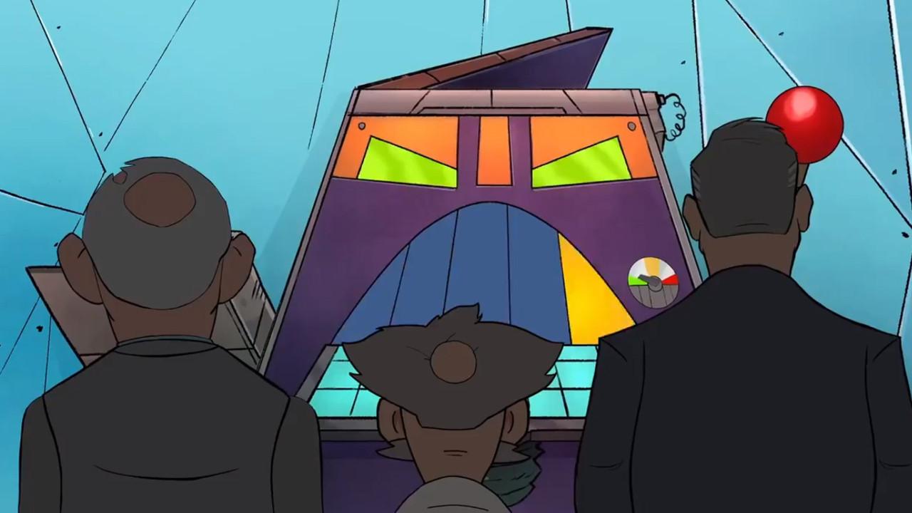 AK Parti'de ''çizgi film'' krizi! Bu AK Partililer o çizgi filmi neden paylaşmadı ?