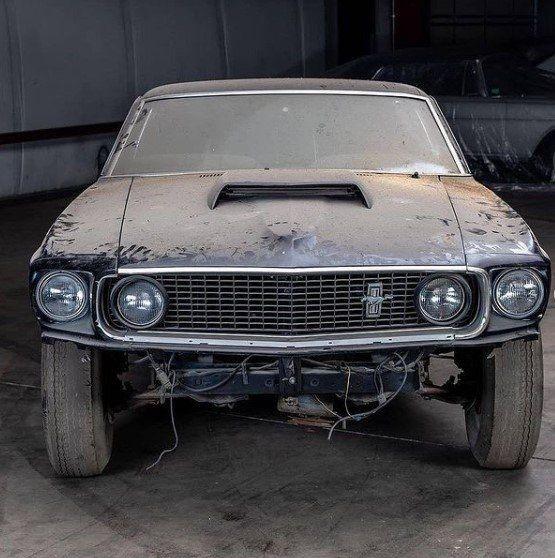 Efsane geri döndü! 1969 Ford Mustang'in hayran bırakan değişimi! - Resim: 1