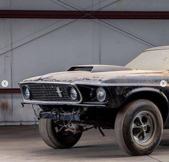 Efsane geri döndü! 1969 Ford Mustang'in hayran bırakan değişimi! - Resim: 4