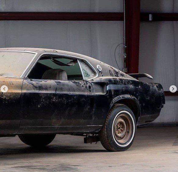 Efsane geri döndü! 1969 Ford Mustang'in hayran bırakan değişimi! - Resim: 3