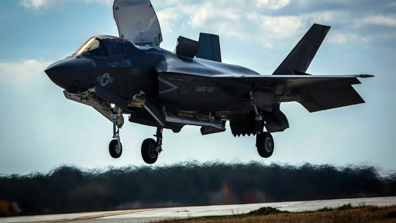 ''Ya F-35 programına döneceğiz ya da...''