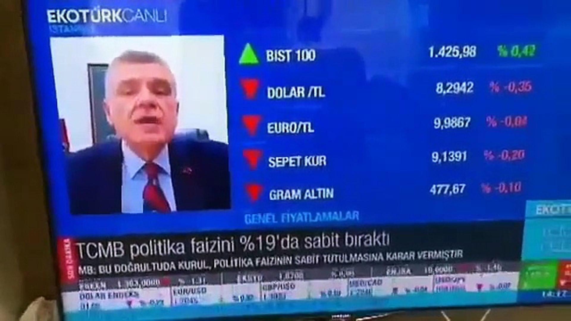 Prof. Dr. Murat Ferman'dan canlı yayınında skandal benzetme