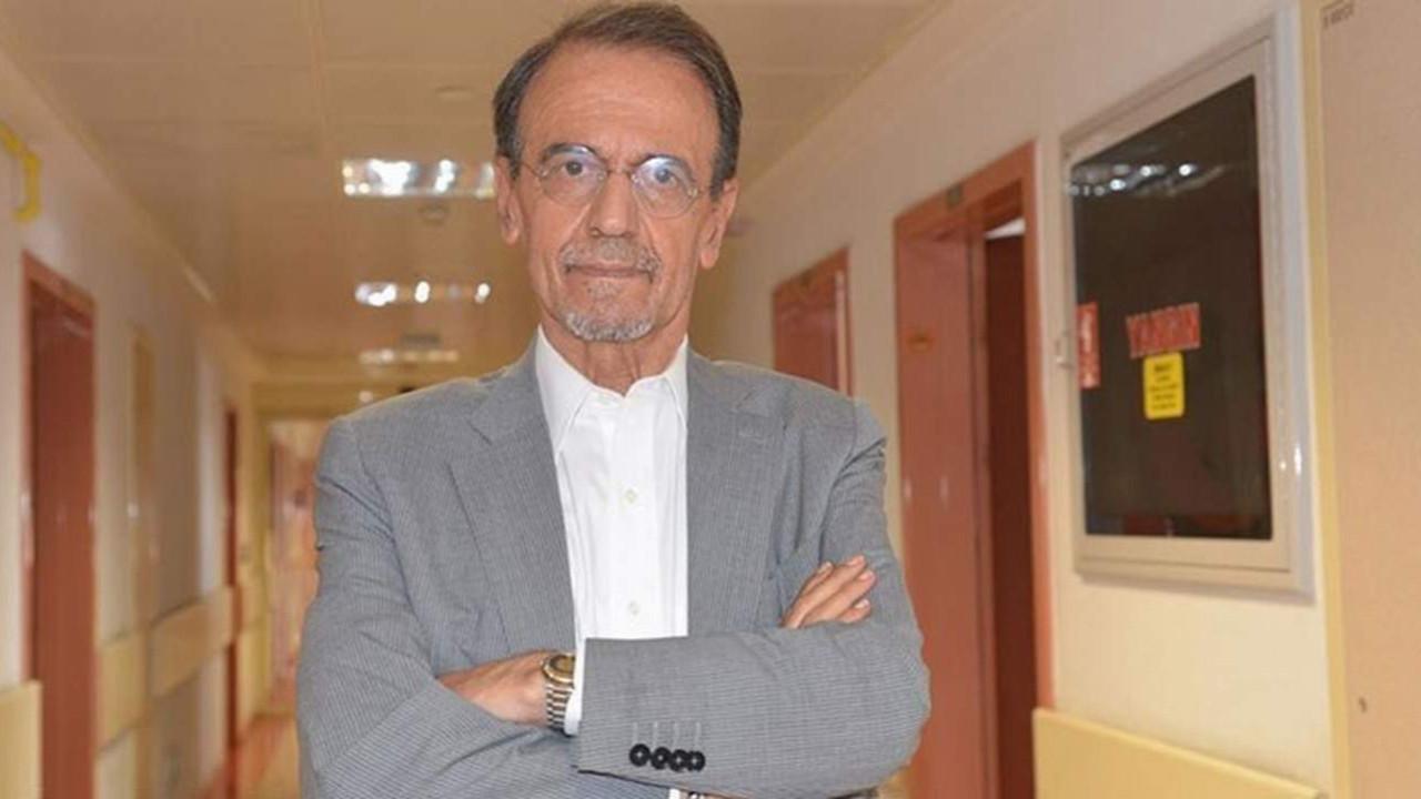Prof. Dr. Mehmet Ceyhan için kampanya başlattılar: Tutuklansın!