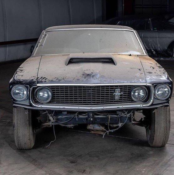 Efsane geri döndü! 1969 Ford Mustang'in hayran bırakan değişimi!