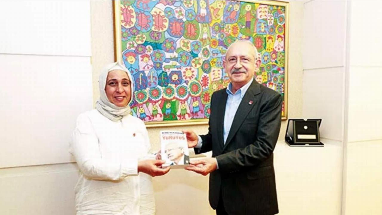 CHP'nin 20 bininci kadın üyesi o oldu