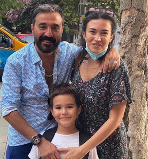 Mustafa Üstündağ'dan eski eşinin rol arkadaşına tehdit iddiası - Resim: 2