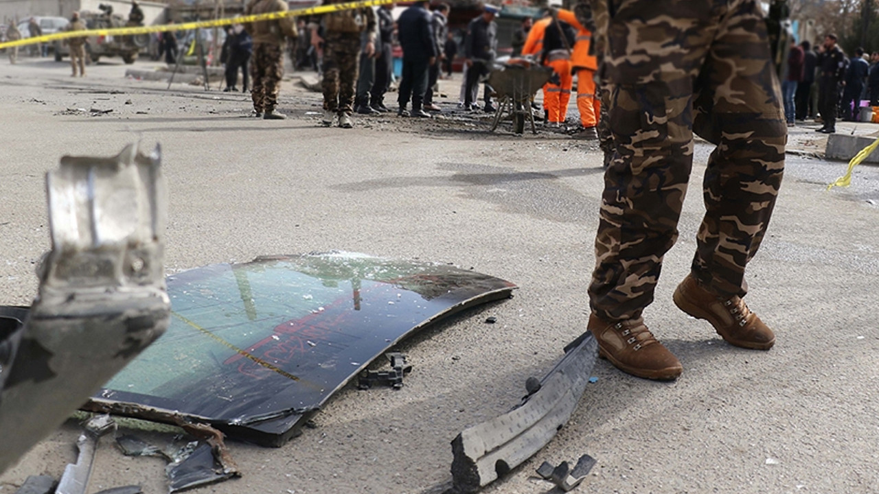 Kabil'de bombalı saldırı; çok sayıda ölü var