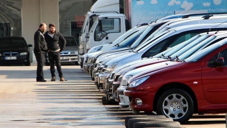 İkinci el araç fiyatları düşüşe geçti - Resim: 1