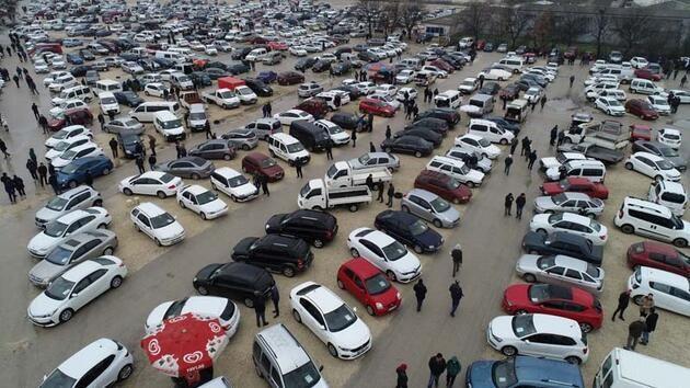 İkinci el araç fiyatları düşüşe geçti - Resim: 3