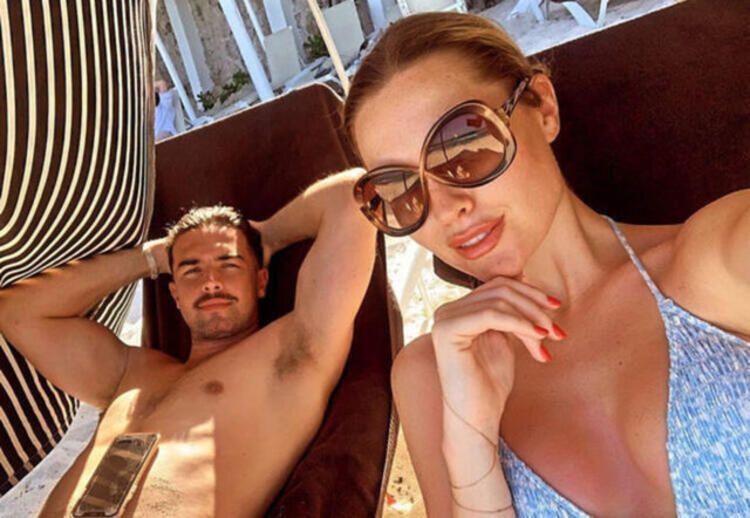 Chloe Loughnan'ın yeni sevgilisi futbolcu çıktı - Resim: 3