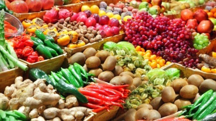 Pazarlar açıldı, marketler fiyatları düşürdü - Resim: 2