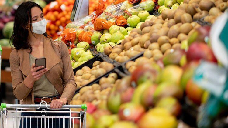 Pazarlar açıldı, marketler fiyatları düşürdü - Resim: 1